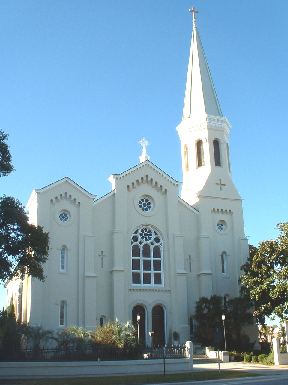 Civil Engineering Churches : Church of the most holy trinity jla group