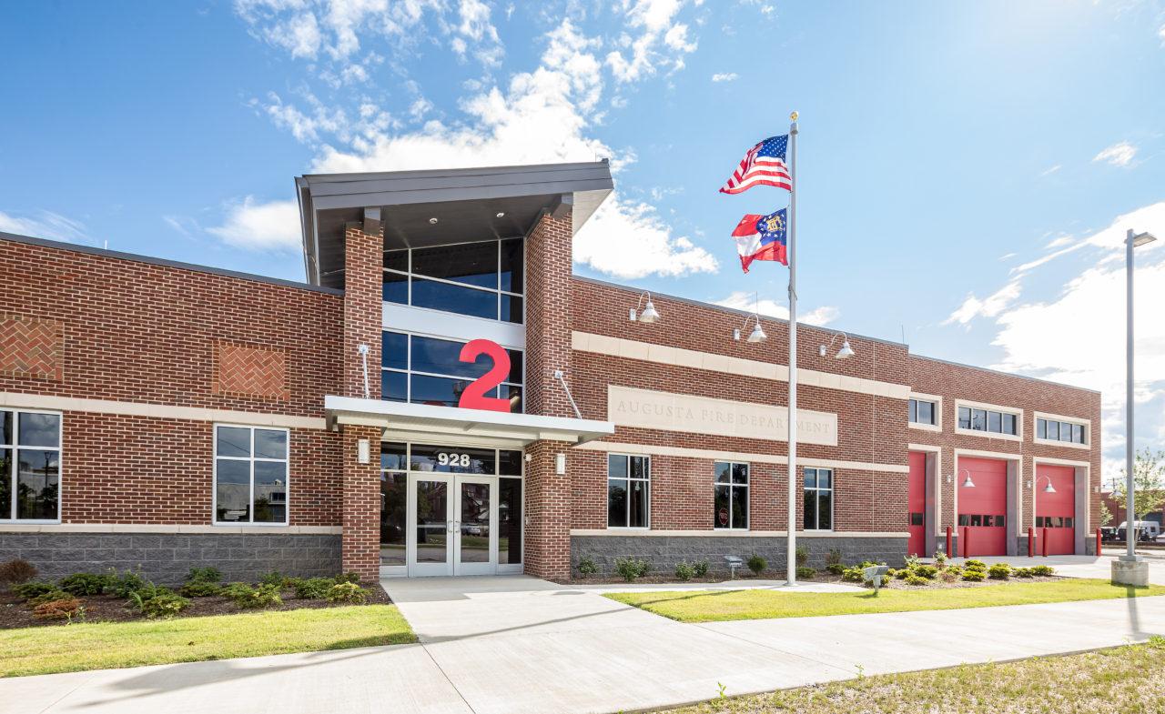 Augusta Fire Station 2